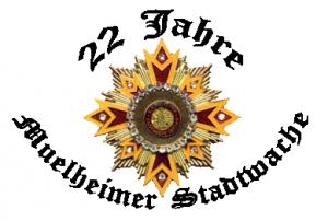 22 Jahre Muelheimer Stadtwache